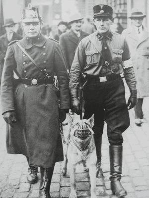 Nazi Dogs...