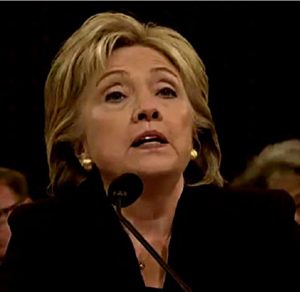 BEFUNKY HillaryClintonlyingBenghaziCommitteehearing10232015CROPPED
