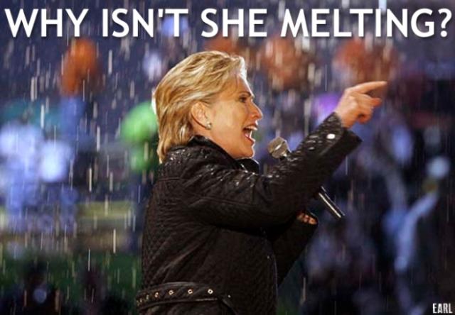 not melting